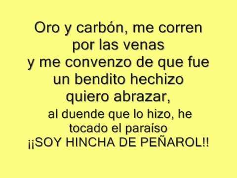 Himno al campeon del Siglo.Peñarol