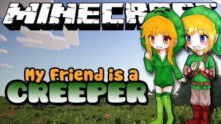 Minecraft Mods: Mobtalker - My Friend is a Creeper - MY OLD FRIEND! (Roleplay) Ep. 23