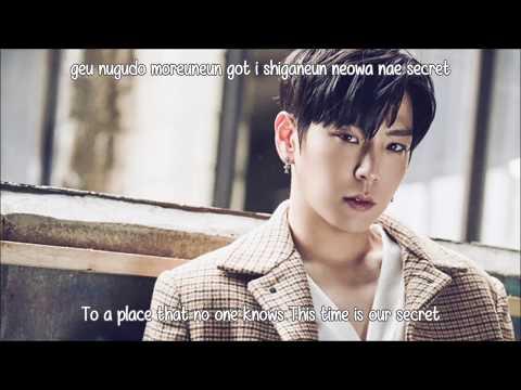 B.A.P - Moondance Lyrics (Rom+Eng)