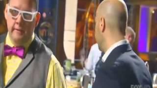 Masterchef Season 5 Episode 11 (US 2014)-No Salt Or Seasoning   Ha! I'll Show You Joe!