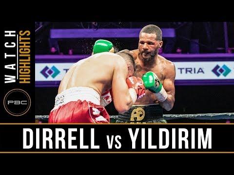 Dirrell vs Yildirim HIGHLIGHTS: February 23, 2019 — PBC on FS1