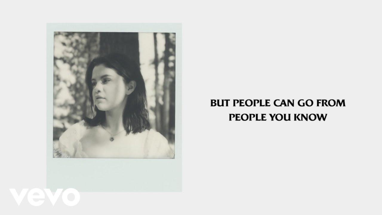 Selena Gomez - People You Know (Official Lyrics)