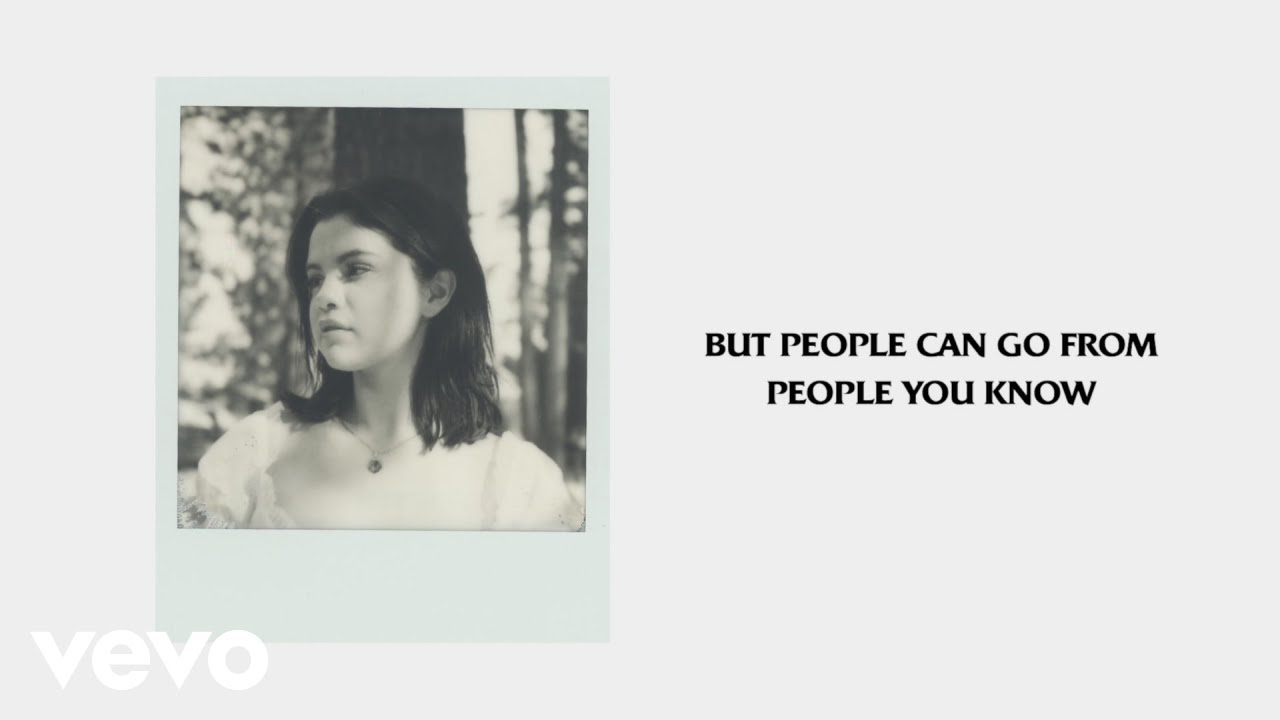 Arti Terjemahan Lirik Lagu Selena Gomez - People You Know