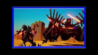 Breaking News | Daemon X Machina was the most metal game at E3