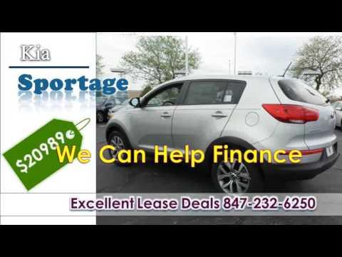 40 Kia Dealer Chicago 1743p 2017 Sportage