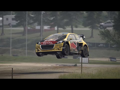 Dirt Rally 2.0 - WRX 2019 - Höljes 35.411 (WR) - Setup