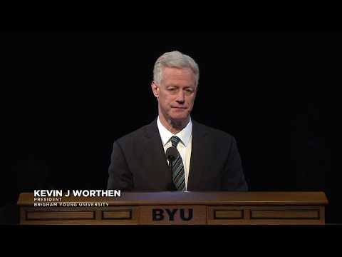 The Pursuit of All Truth | Kevin J. Worthen