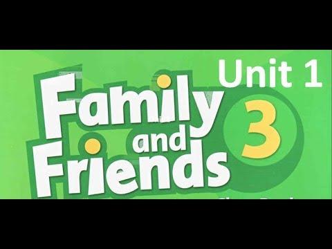 شرح-فاميلي-اند-فريندز-الصف-الثالث-الأبتدائي-unit-1-family-and-friends-3-unit-1