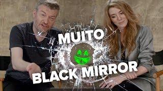 Isso é muito Black Mirror | Entrevista com os criadores Charlie Brooker e Annabel Jones