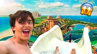 Gambar cover Me Lance Del TOBOGÁN mas ALTO   Six Flags Parque Acuático   XAM
