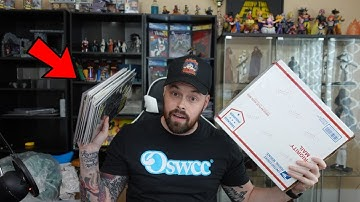 My $300 Comic Unboxing from The Brothers Krim Comics! (CGC Graded Comic, Comic Con Exclusive)