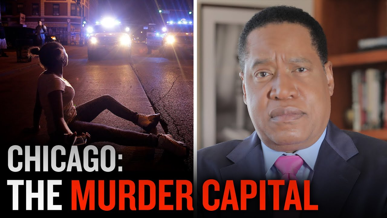 Shootings in Chicago, Baltimore and St. Louis are on the rise | Larry Elder
