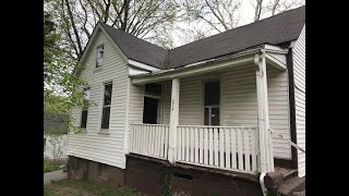 Tour of a $10,000 House in Jennings, MO!