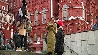 La dégringolade du rouble favorise le tourisme chinois en Russie - economy