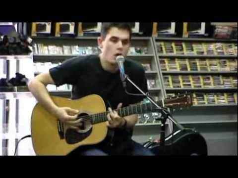 05 Pop (N'Sync) and No Such Thing - John Mayer (Live at Tower Records in Atlanta - June 30, 2001)