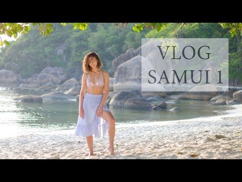 Влог из Самуи часть первая. SAMUI VLOG MAY 2018.