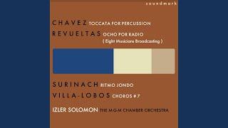 Toccata for Percussion Instruments: III. Allegro un poco marciale