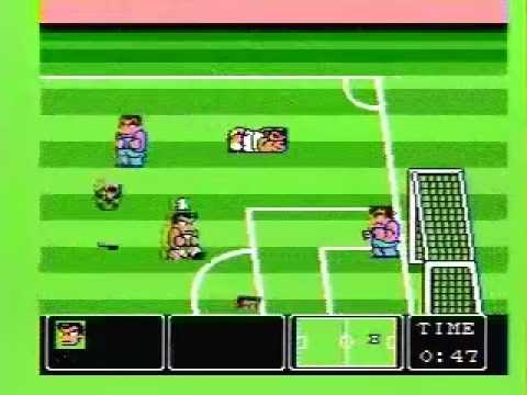 NES World Cup Soccer  Finished