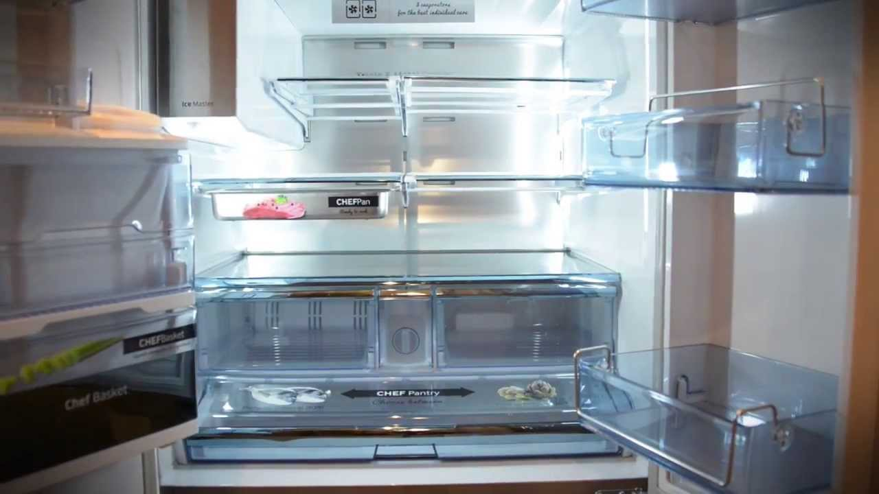 Samsung\'s killing it in the kitchen - YouTube