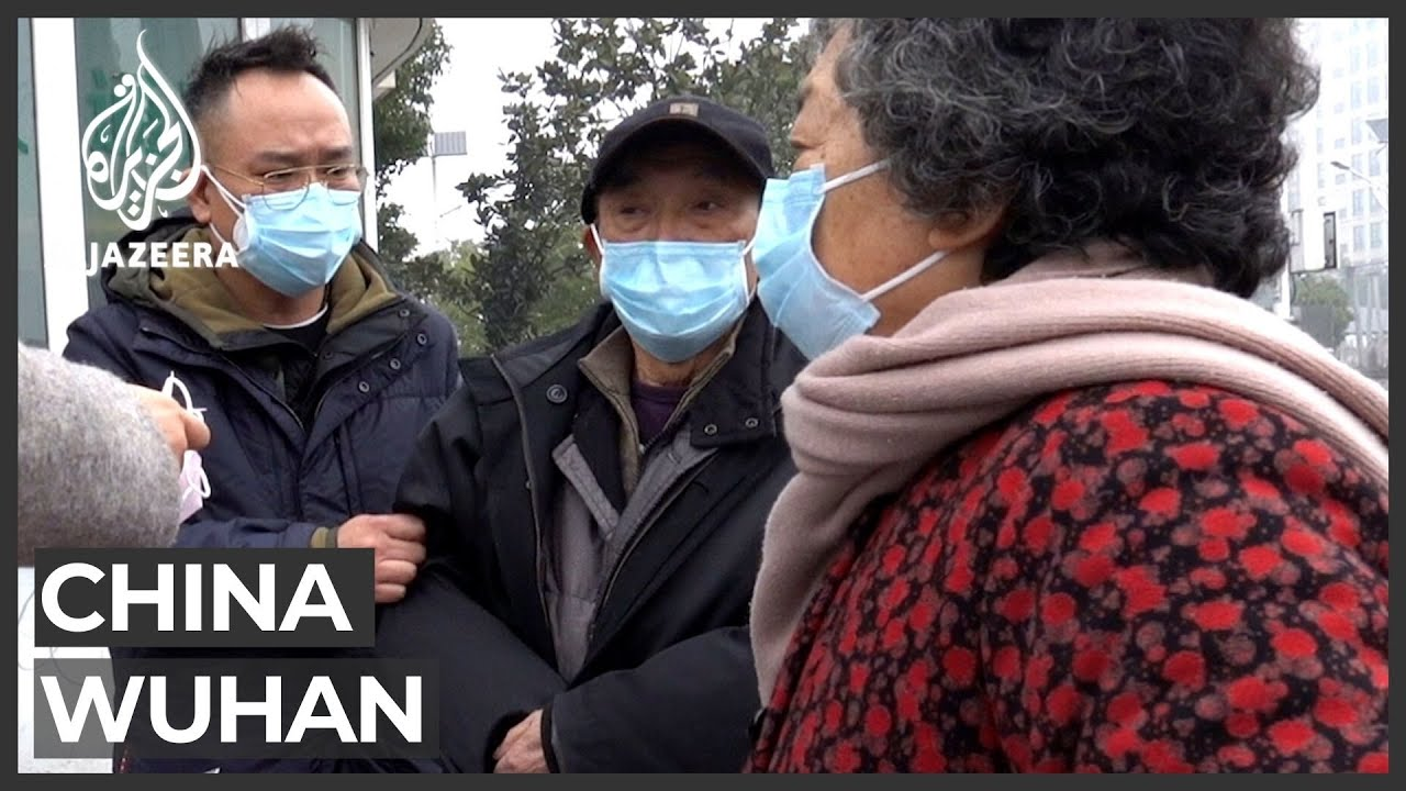 Download China: Videos expose earliest days of Wuhan's COVID lockdown