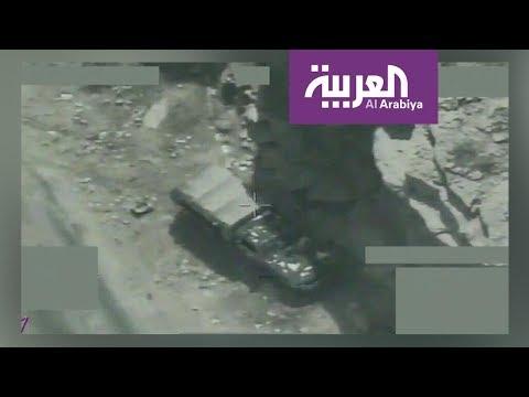 التحالف يوثق استهداف الميليشيات وتعزيزاتها في محافظة حجة