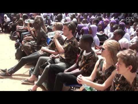 Leerlingen Wessel Gansfort terug uit Gambia