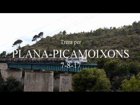 Trens per Plana-Picamoixons