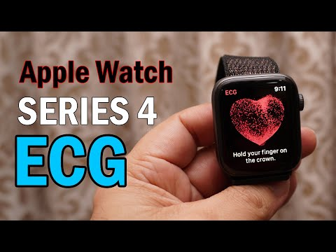 Apple Watch Series 4, update, ECG enabled should you buy series 4 or Apple Watch Series 5