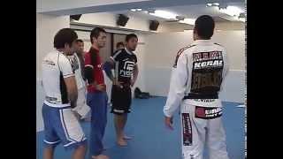 アンドレ・ガヴァオン André Galvão in JFT (Japan Fight Team)