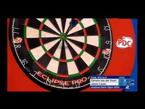 Dart Players with Strange Throws