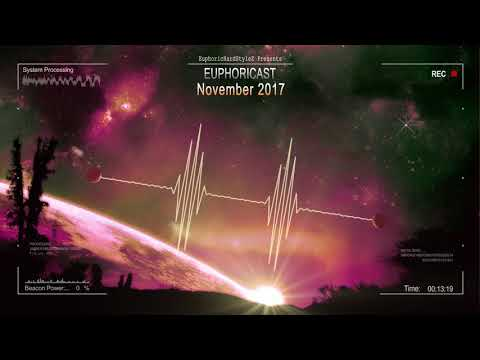 Euphoricast - #05 (November 2017) [HQ Mix] Mp3