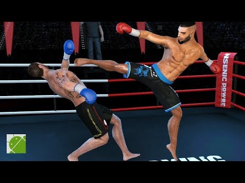 Download Kickboxing 2 Fighting Clash - Android Gameplay FHD
