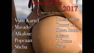 Nice & Easy (Dancehall Mix April 2017) Vybz Kartel,Alkaline, Popcaan(Dj Rizzzle)