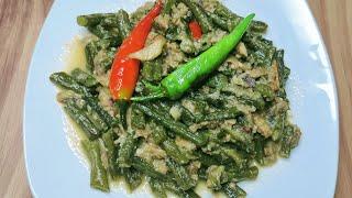 Ginataang Sitaw With Tinapa   Simple and Easy Recipe