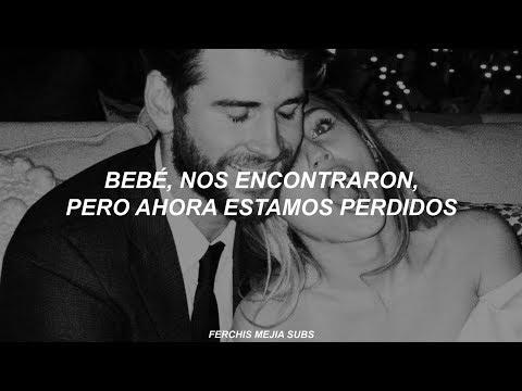 Miley Cyrus - Slide Away // Español | Sub Español