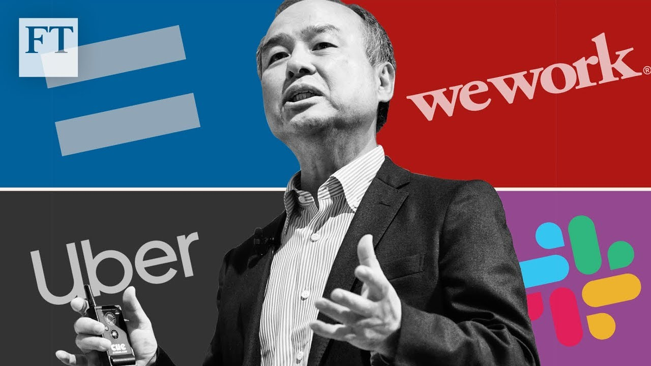 SoftBank: blind spots impair Masayoshi Son's $100bn Vision