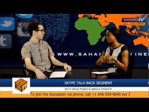 SaharaTV TalkBack: Nigeria's Unemployment Dilemma