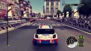 WRC 2™  gameplay HD