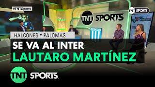 Lautaro Martínez se va al Inter de Italia