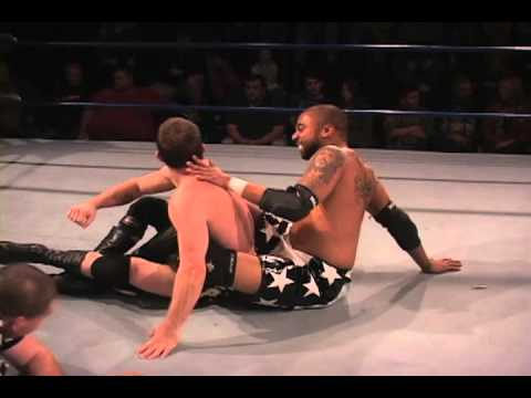CWF Mid-Atlantic Wrestling: Matt Smith vs. Roy Wilkins (2/9/13)