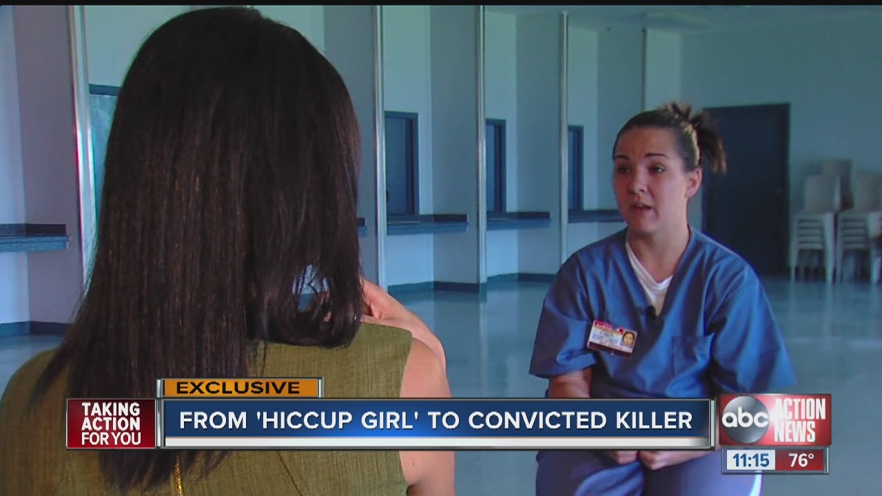 VIDEO: Hiccup girl, Jennifer Mee, breaks silence after going from media darling to convicted killer
