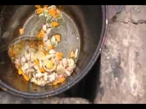 Рецепт Картошка с грибами.avi