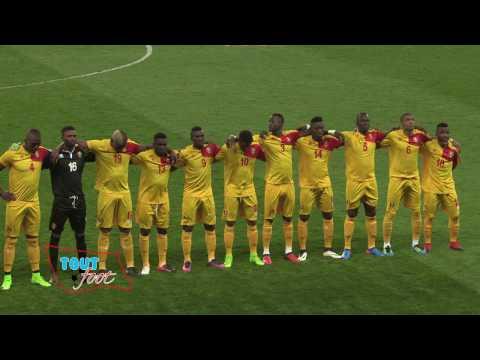 Guinée - Gabon (2-2) : Résumé grand format (24/03/2017)