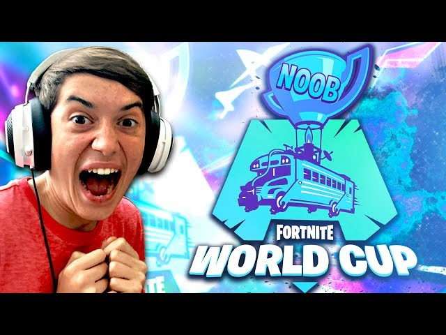 Fortnite Live NOOB WORLD CUP Custom Matchmaking! (Win Skins!)