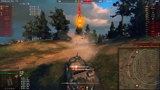 ОН В ОДИНОЧКУ ОСТАНОВИЛ ТУРБОСЛИВ (world of tanks)