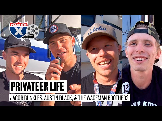 Jacob Runkles & Austin Black Talk Hangtown   Wageman Brothers Interview Each Other