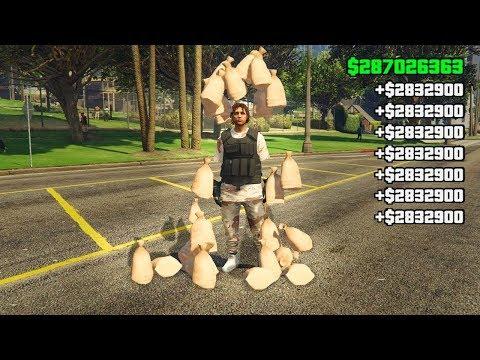 GTA 5 MONEY LOBBY (PS4, XBOX ONE & PC) GTA 5 Online Money Drop Lobby