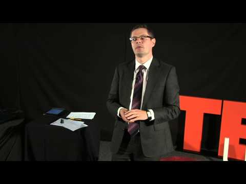 Positive politics: Derek Mackay at TEDxUWS