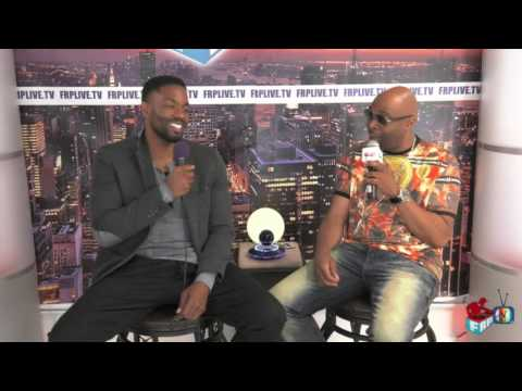 Tobias Truvillion speaks about his role on empire as Jamal Lyon's Love Interest