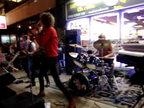 Summer of Legs @ Music Trader (part 1)
